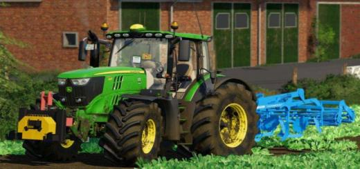 Photo of FS19 – John Deere 6R Paketi