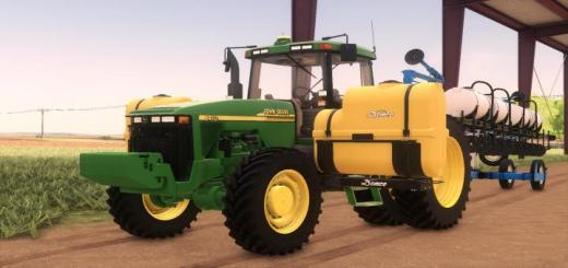 Photo of FS19 – John Deere 8000/8010 Amerikan Serisi V1.1