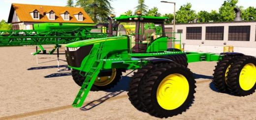 Photo of FS19 – John Deere R4045 V1.0