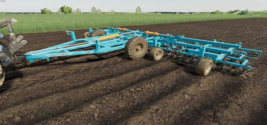 Photo of FS19 – Kbm 8Ps V1.0.0.2