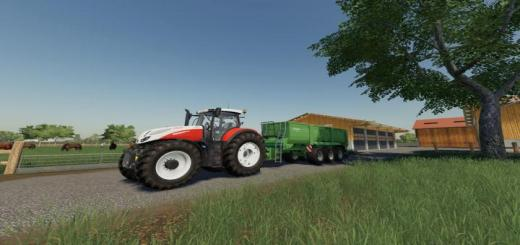 Photo of FS19 – Krampe Bandit 800 Römork V1.0.0.1