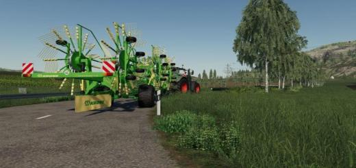 Photo of FS19 – Krone Swadro 2000 V1