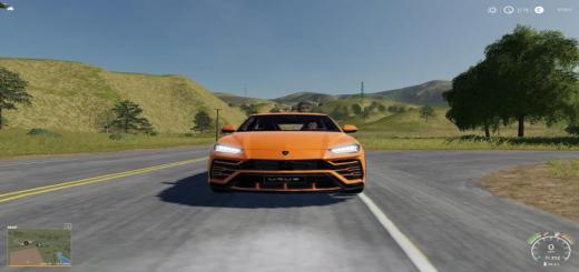 Photo of FS19 – Lamborghini Urus V1.0