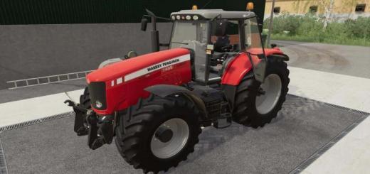 Photo of FS19 – Massey Ferguson 7400 Traktör V1.0