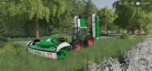 Photo of FS19 – Mchale Biçme Paketi V1
