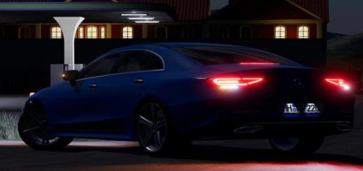 Photo of FS19 – Mercedes-Benz Cls 2018 V1.0