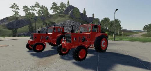 Photo of FS19 – Mtz-80 And 82 Paketi V1.1