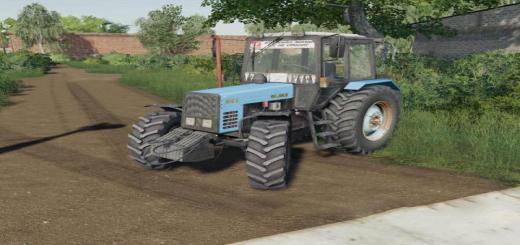 Photo of FS19 – Mtz 892.2 Traktör V2