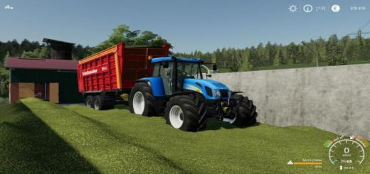 Photo of FS19 – New Holland 7550 Traktör V2.0