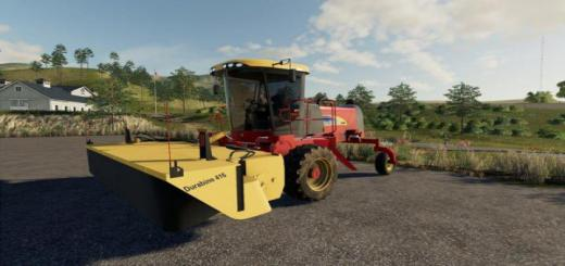 Photo of FS19 – New Holland H8060 Biçerdöver V1