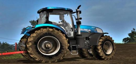 Photo of FS19 – New Holland T7 Traktör V1