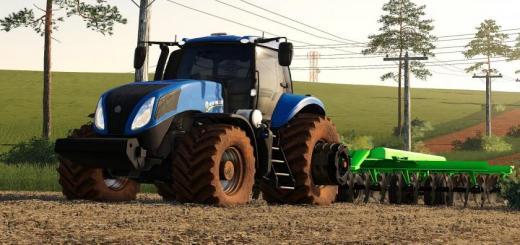 Photo of FS19 – New Holland T8 Brezilya Traktörü V1