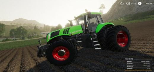 Photo of FS19 – New Holland T8 Sonderling Mp V1.6