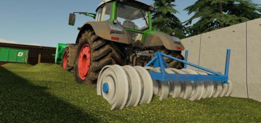 Photo of FS19 – Olbert Silageroller Sw 300 V1