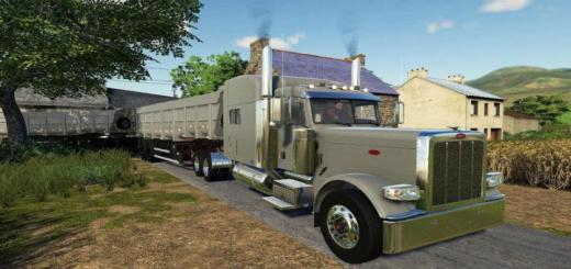 Photo of FS19 – Peterbilt 389 V2.0