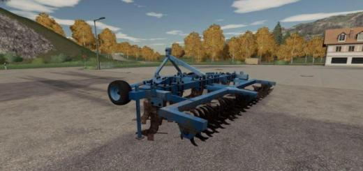Photo of FS19 – Ph-4.5 Kültivatör V1