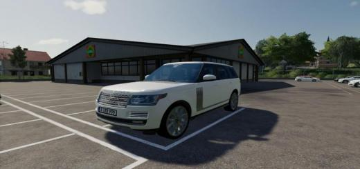 Photo of FS19 – Range Rover Araba Modu V1