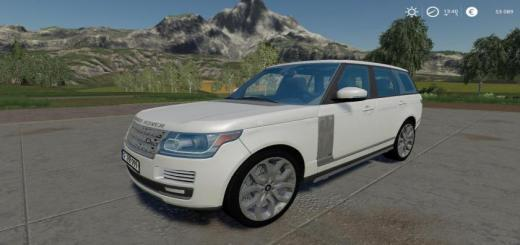 Photo of FS19 – Range Rover Vogue 2014 V1.0