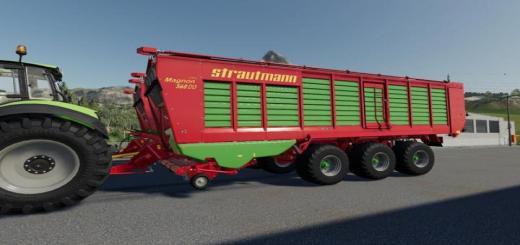 Photo of FS19 – Strautmann Magnon 560 Do V1