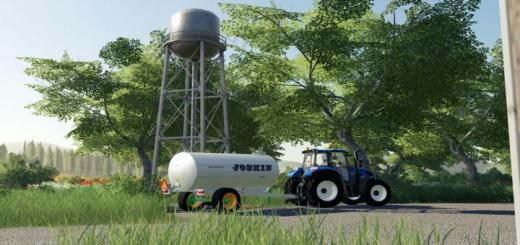 Photo of FS19 – Su Kulesi V1