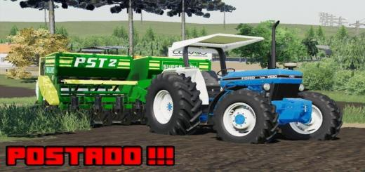 Photo of FS19 – Tatu Pst2 8 Linhas Mibzer Modu V1