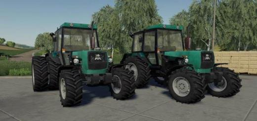 Photo of FS19 – Umz 8240 Traktör V2.0.1