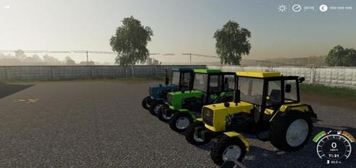 Photo of FS19 – Umz8240 Traktör V1.0