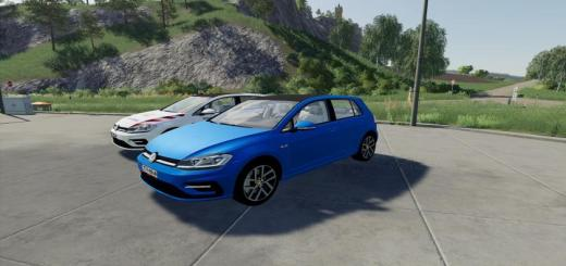 Photo of FS19 – Volkswagen Golf 2017 V1.0