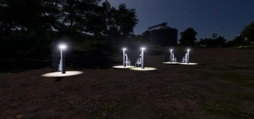 Photo of FS19 – Yerleştirilebilir Işıklı Beyaz Çitler V2