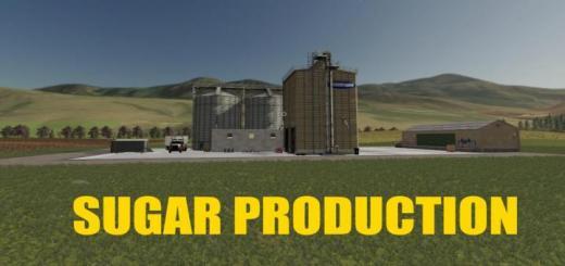 Photo of FS19 – Yerleştirilebilir Şeker Fabrikası V1.0.5