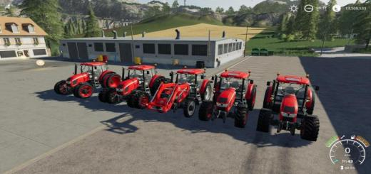 Photo of FS19 – Zetor Forterra Hd 130/150 Traktör V1.0