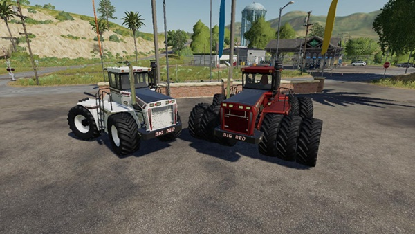 Photo of FS19 – Big Bud 450/50 Traktör V1.0