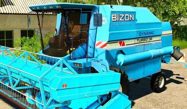 Photo of FS19 – Bizon Dynamic Z115 Biçerdöver V1.0