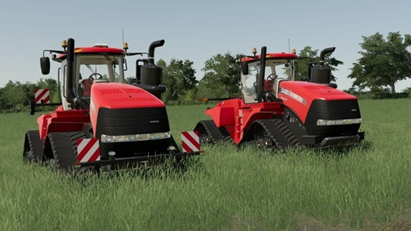 Photo of FS19 – Case IH Quadtrac Serisi V1.0.0.2