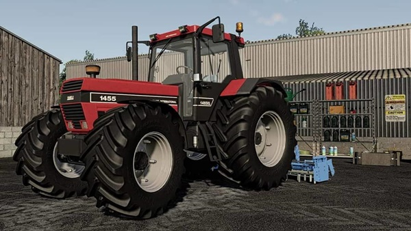 Photo of FS19 – Case International 1255/1455 Traktör V2.0