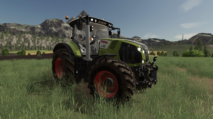 Photo of FS19 – Claas Axion 800 Traktör V1.0