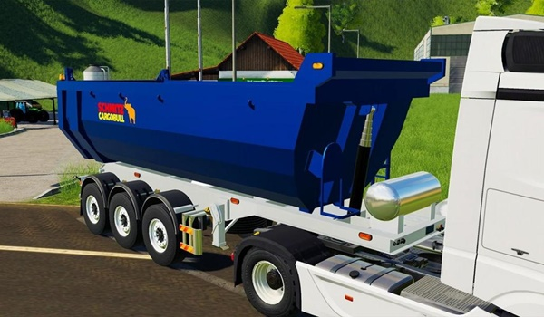 Photo of FS19 – Schmitz Cargobull Damperli Dorse V1.0
