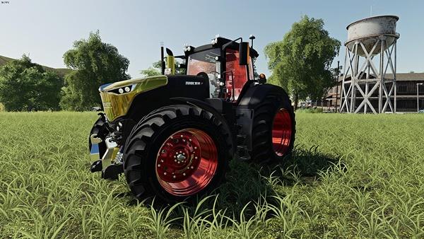 Photo of FS19 – Fendt 1000 Mega Traktör V1.2