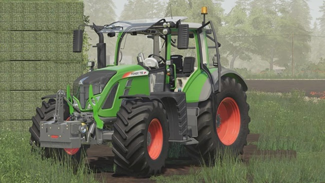 Photo of FS19 – Fendt 700 Vario S4 Serisi V2