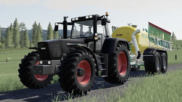 Photo of FS19 – Fendt 800 Favorit Traktör V1.0