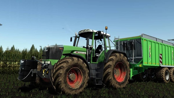 Photo of FS19 – Fendt 900 Vario TMS Traktör V2