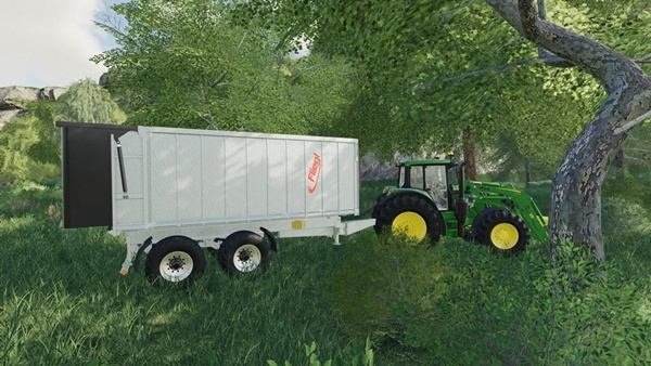 Photo of FS19 – Fliegl TMK266 Bull Römork V1.0