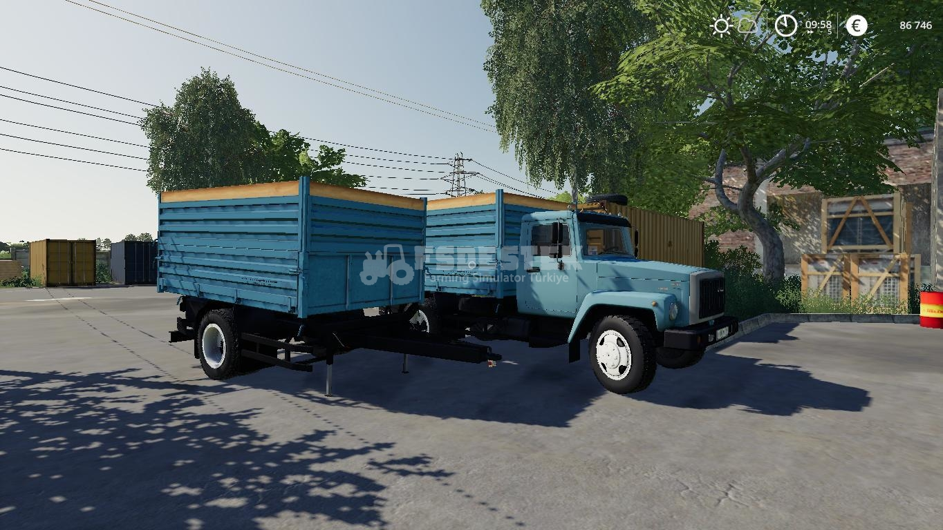 Photo of FS19 – Gaz 35071 & Saz 83173 V1.3