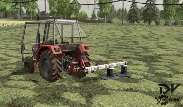 Photo of FS19 – IMT 539 Traktör V1