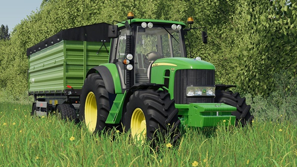 Photo of FS19 – John Deere 7030 Premium