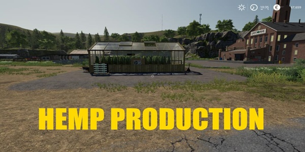 Photo of FS19 – Kenevir Üretimi V1.0.5