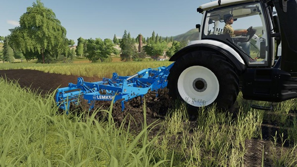 Photo of FS19 – Lemken Smaragd 9 Kültivatör V1.0