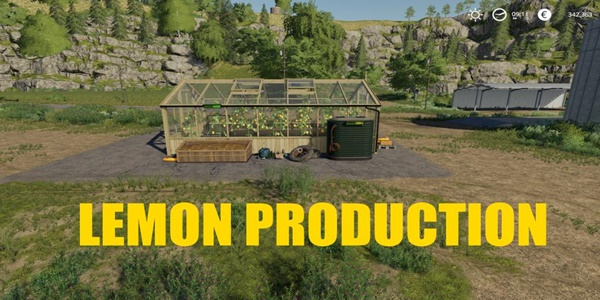 Photo of FS19 – Limon Üretimi V1.0.5