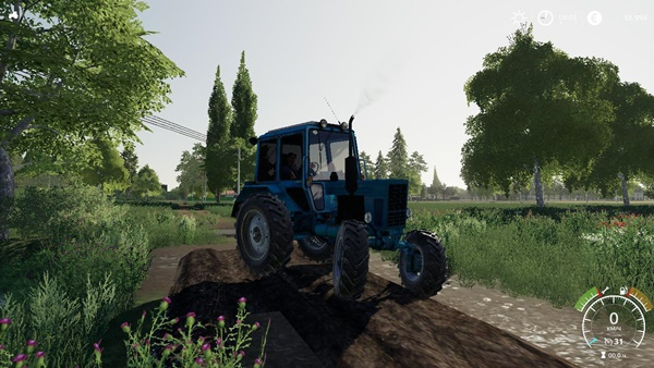 Photo of FS19 – MTZ 82 Traktör Modu V1.0