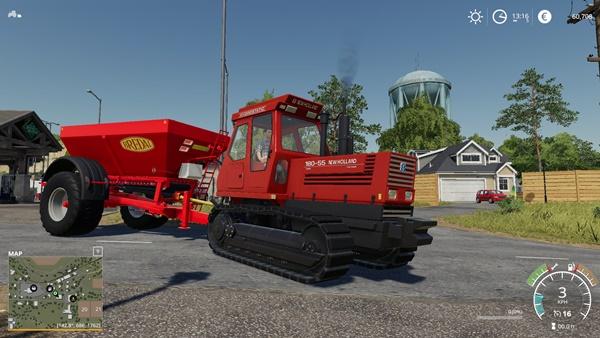 Photo of FS19 – New Holland 180-55 Paletli Traktör V1.0